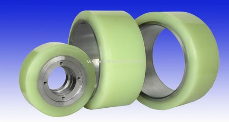 PU Reach Truck Wheel