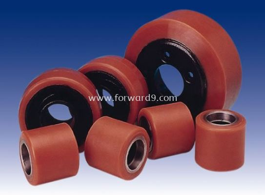 Power Stacker Wheels