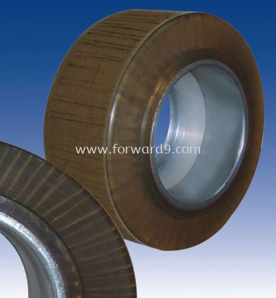 Cold Room Wire Mesh PU Drive Wheel