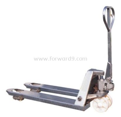 Model AC-Hot Dipped Galvanized Series Hand Pallet Truck