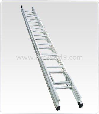 Double Extension Ladder Ladder Material Handling Equipment