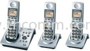 Panasonic DECT 6.0-Series Cordless Phone Telephone