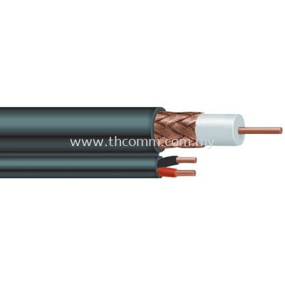 RG59 CCTV Cable and power cable