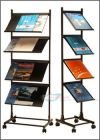 LT-333B / LT-379B Newspaper & Magazine Rack