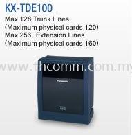 PANASONIC PABX KXTDE100