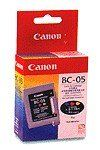 Canon BC-05(COLOUR) = BJC 210S/SP/255SP/265SP Ink Cartridge Consumable