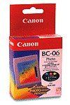 Canon BC-06(COLOUR PHOTO INK) = P/INK (BJC-240) Ink Cartridge Consumable