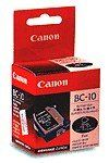 Canon BC-10(BLACK WITH P/HEAD) = BJ-30/BJC-70/BJC-80 Ink Cartridge Consumable
