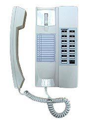Commax TP12AC 1-to-12 interphone paging system