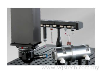 RTP20 automated probe head