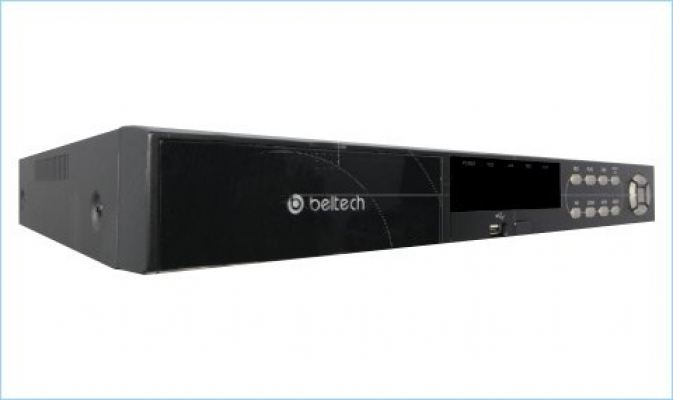 H.264 4 Channel DVR (BT-804B)