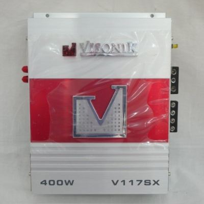 V117SX 2Channel MOSFET Amplifier 400Watts