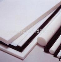 Polyoxymethylene Sheet / Rod ( POM / Acetal / Derlin )  Engineering Plastics Polymer ( PU / Rubber etc )