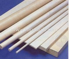 Polyphenylene Sulfide (PPS) Sheet & Rod Engineering Plastics Polymer ( PU / Rubber etc )