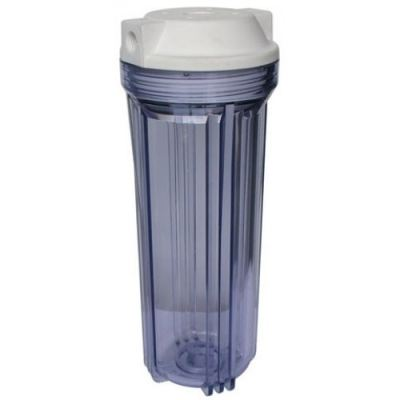 10;quot; RO Housing Filter - Clear