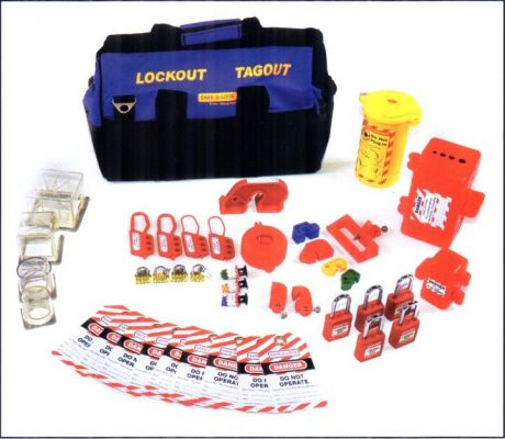 Electrical Lockout Kits-V-ELK