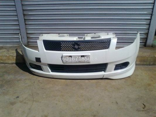 suzuki swift zc bumper front set used