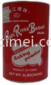 Baking Powder (Pearl River) (8 Lbs) Baking Powder