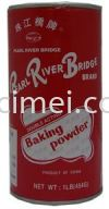 Baking Powder (Pearl River) (1 Lbs) Baking Powder