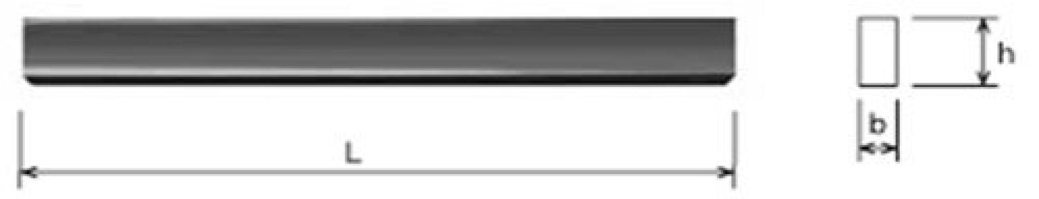 Rectangular Toolbits (HSS COBALT)