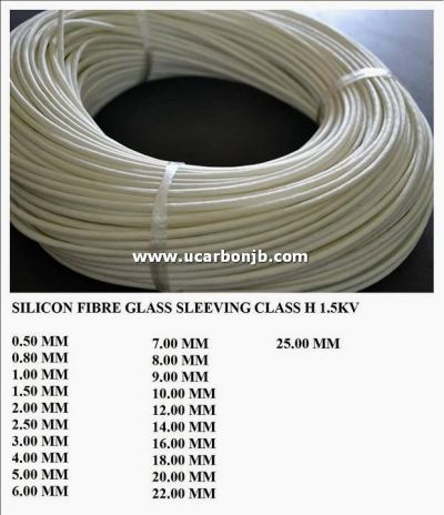 Fibre Glass Sleeving (Roll)