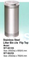 RFT-061/SS Stainless Steel Bin