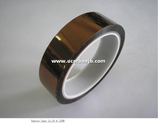 Kapton Tape 12 , 20 , 25 mm
