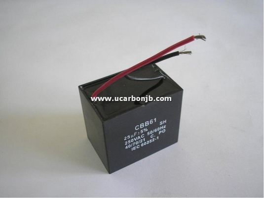 Capacitor 450V,250V (Square Type)