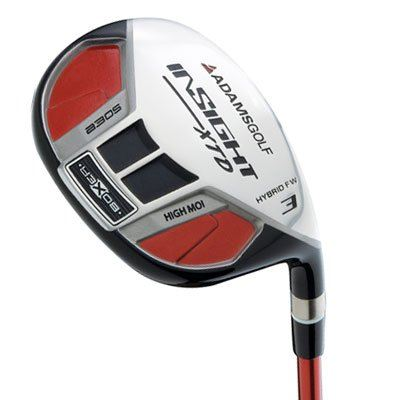 Adams Insight A3 OS Fairway Woods