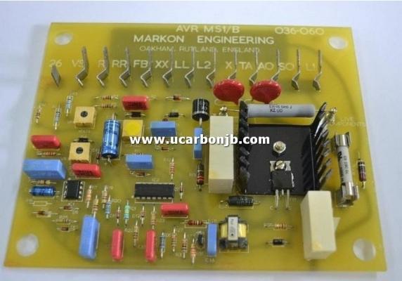 Automatic Voltage Regulator AVR Markron MS1-B