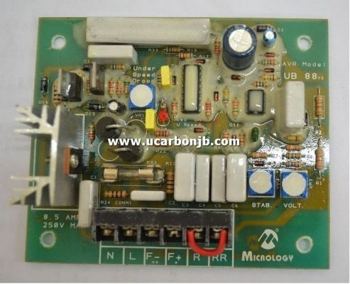 Automatic Voltage Regulator AVR UB 88