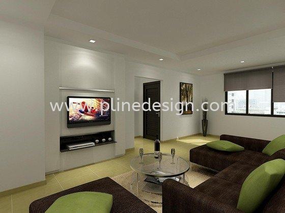 Living design jb jb johor bahru p for Living room design johor bahru