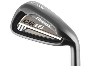 Cleveland CG16 Black Pearl Irons