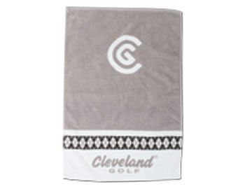 Cleveland Women's Argyle Towel