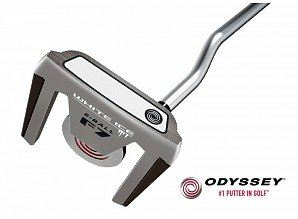 Odyssey Golf White Ice 2-Ball F7 Putter