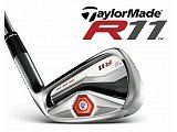 TaylorMade R11 Left Handed Iron Set