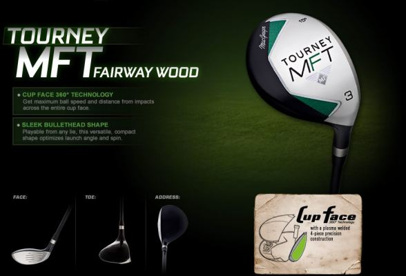 Tourney MFT Fairway Wood