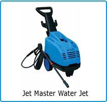 Jetmaster High Pressure Waterjet