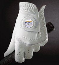 Corporate Logo Golf Gloves