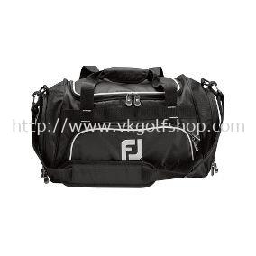 FJ Sport Locker Duffle Black Nylon
