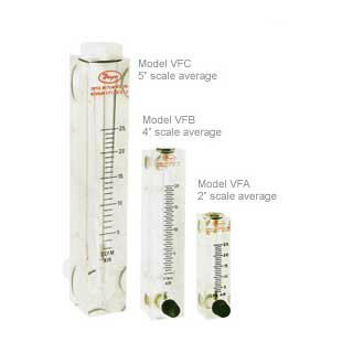 Series VF Visi-Float Flowmeters