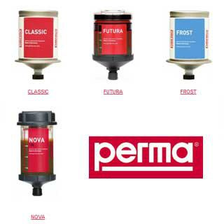 Perma single point automatic lubricator