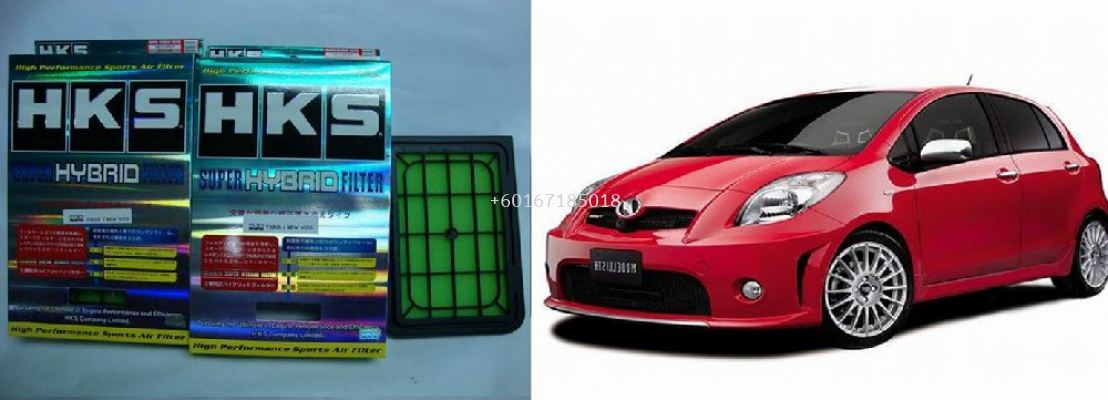 HKS AIR INTAKE FILTER FOR TOYOTA VIOS 2008