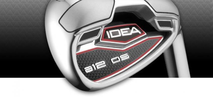 IDEA A12 OS Hybrid Irons Set