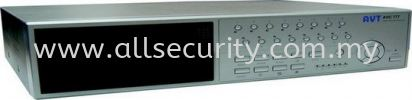 DVR AVC 7  Server Base System CCTV