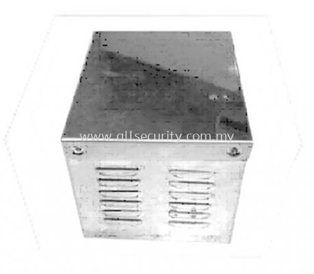Steel Siren Box