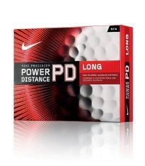 Nike Power Distance Long Dozen Golf Balls