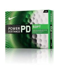 Nike Power Distance Soft Dozen Golf Balls