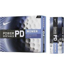 Nike Power Distance Women's Dozen Golf Balls