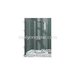 JC-18R Shower Screen